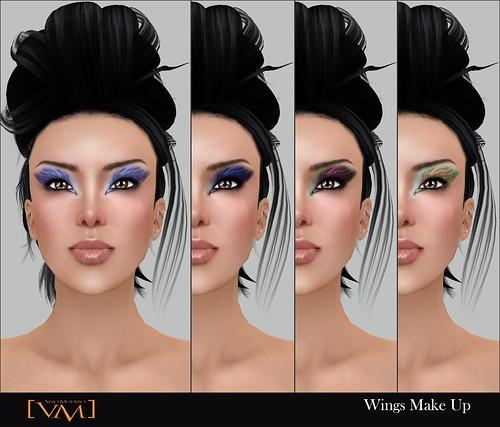[VM] VERO MODERO WingsMakeUp