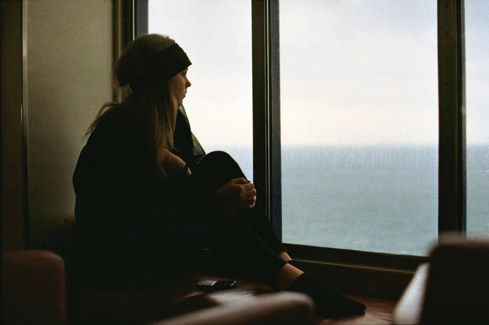 Le Love Blog Photo Girl Sitting On Window Seat Sill Looking Out Thinking Apology Letter Fell In Love With Their Best Friend Hindsight Lessons Learned Untitled by Sophie Ha, on Flickr