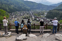 Photo spot, Shirakawa-Go