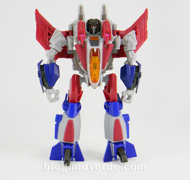 Transformers Starscream Deluxe - Generations Fall of Cybertron - modo robot