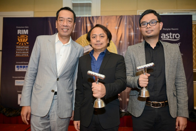 Dato Ramli MS-AIM 20 Chief Judge, Rosmin-AIM 20 Chairman, Raqim-Astro