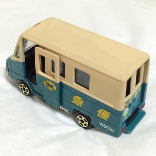 宅急便トラック ミニカー