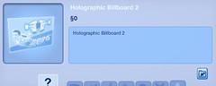 Holographic Billboard 2