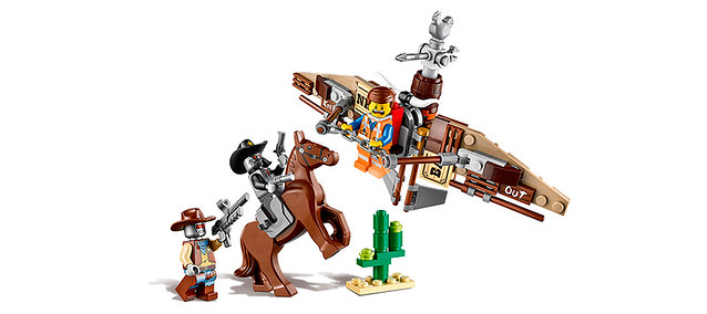 LEGO Movie 70800 - Glider