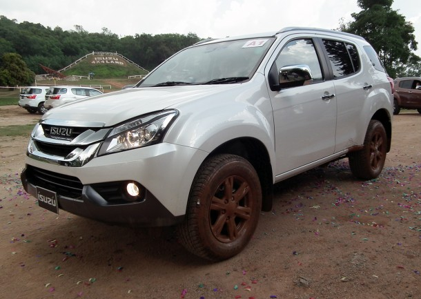 Spied: All-new Isuzu MU-X SUV photos and pricing | Motioncars Images
