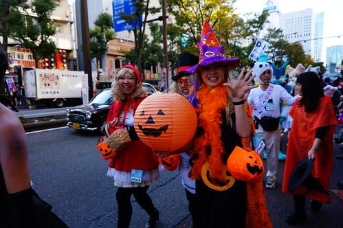 Kawasaki Halloween Parade 2013 128