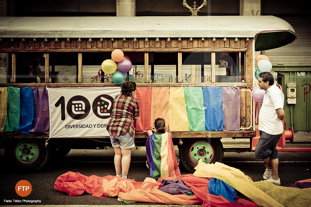 XXII Marcha del Orgullo LGBTIQ 2013 - 16