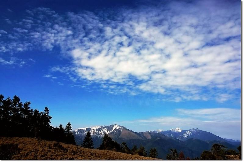 山與雲 3