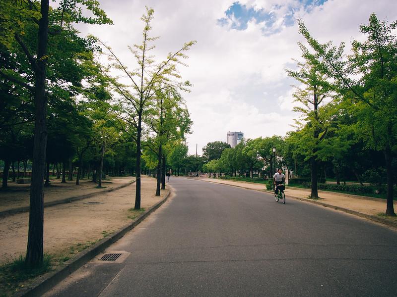 大阪漫遊 【單車地圖】<br>大阪旅遊單車遊記 大阪旅遊單車遊記 11003229245 24d6fc332d c