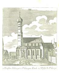 """British Library digitised image from page 34 of """"Die Schönheiten der Königl. Kreisstadt Augsburg und deren Umgebungen, in 49 bildlichen Vorstellungen, mit Beschreibung von G. H. K"""""""