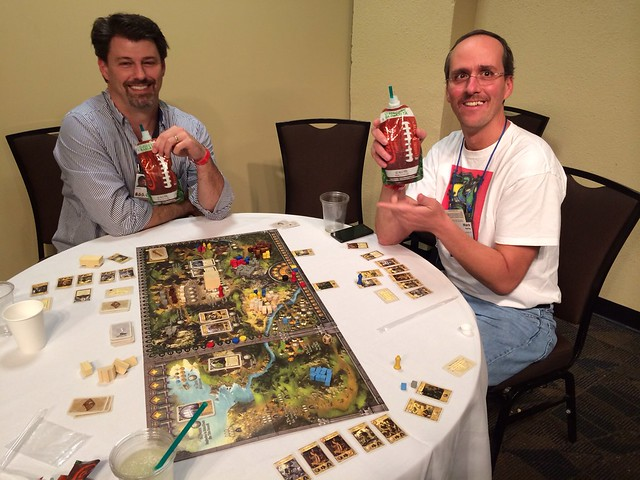 Pillars Of The Earth With Jim And Mark
