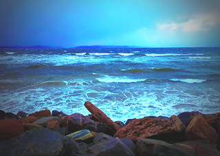 Stormy Moray Firth..x