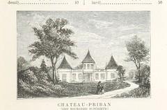 Image taken from page 245 of 'Statistique générale topographique, industrielle, historique ... et biographique du Département de la Gironde'