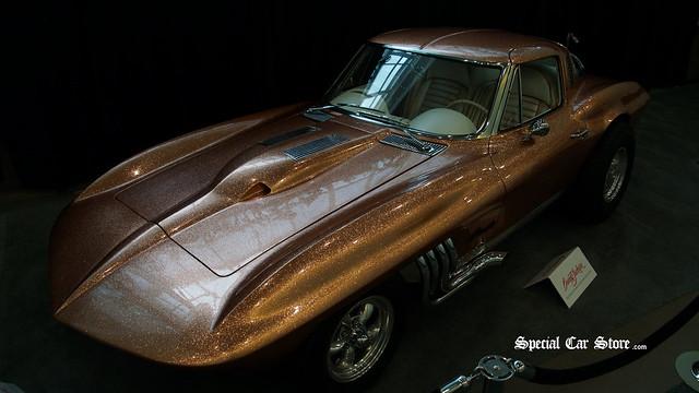1963 Chevrolet Corvette George Barris ASTEROID