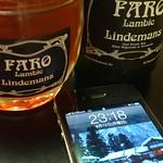 ベルギービール大好き!! リンデマンス・ファロ Lindemans Faro