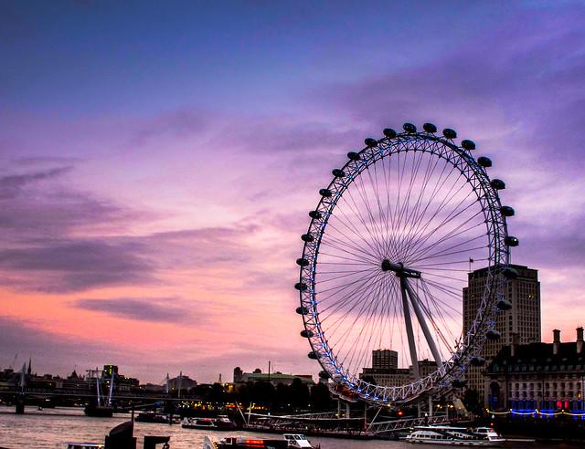 The London Eye (Explored)
