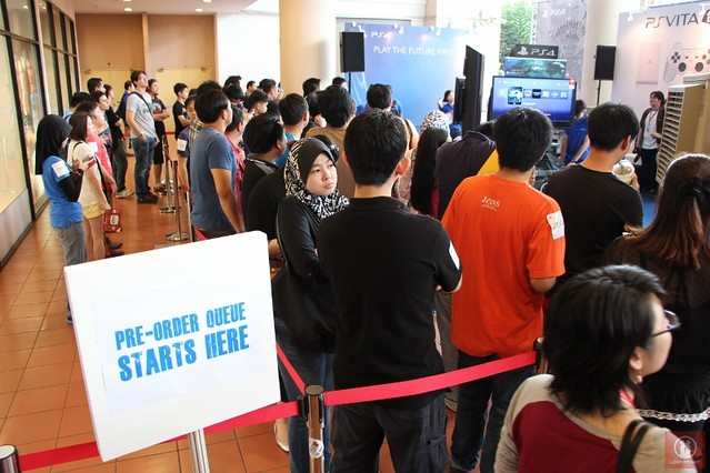 PlayStation 4 Malaysian Launch 10