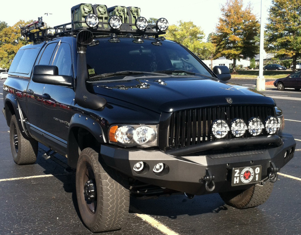2005 Dodge Power Wagon Zombie Hunter - Featured Vehicle