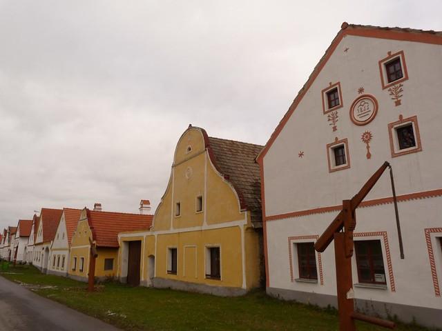 Foto de Holasovice (Bohemia del Sur, República Checa)