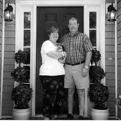 Darlene and Mike