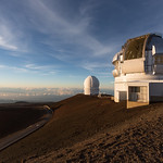 Telescope open for business, Mauna Kea