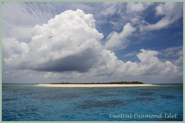 central diamond islet.. ships log