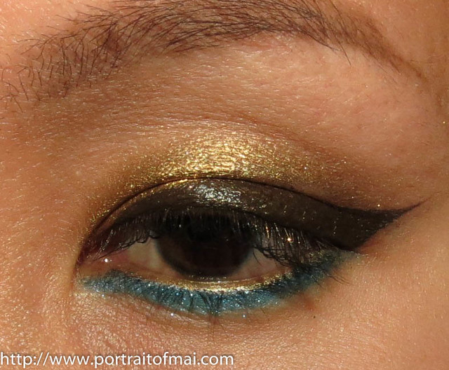 darling girl burnished eotd