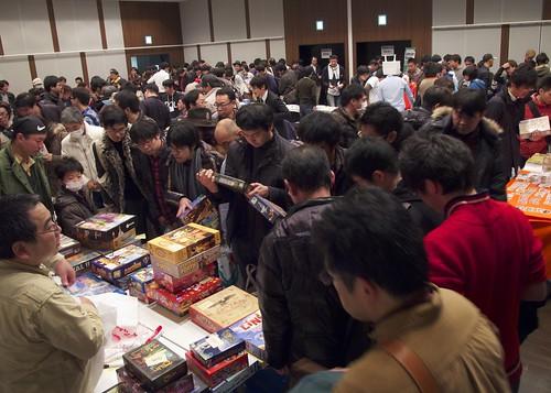 140111 名古屋ボードゲームフリーマーケット