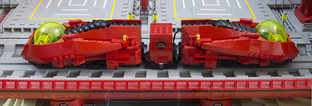 M:Tron Monorail II