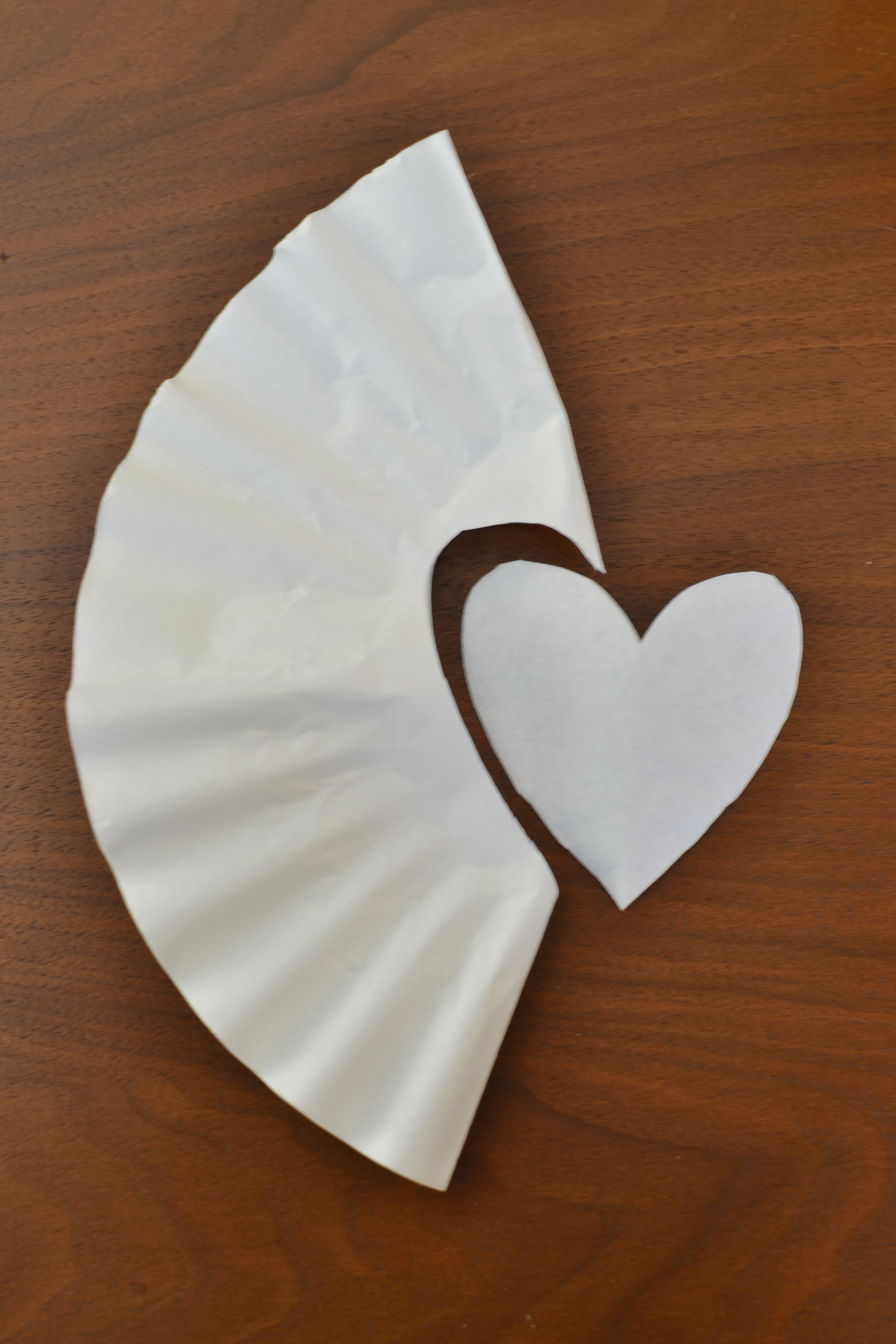 heart shaped infusion bags
