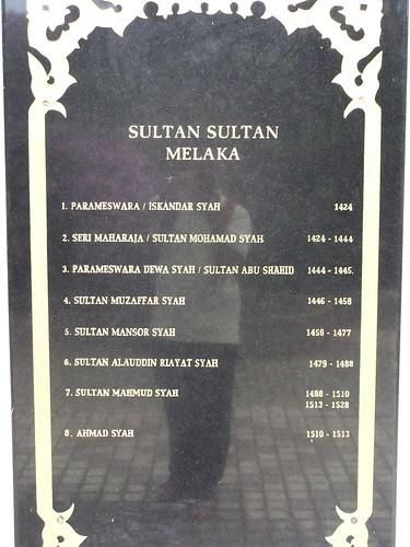 Sultan Melaka