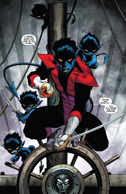 Amazing X-Men (2013-) 003-013