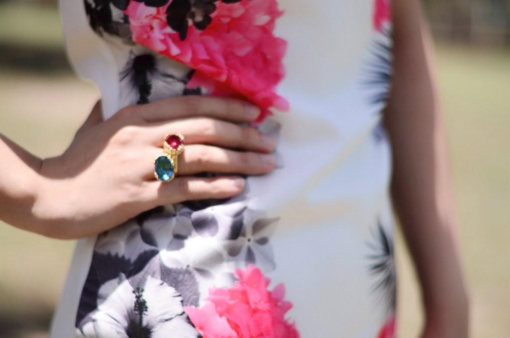 Alicia rings