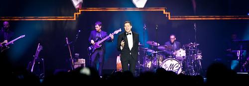 Michael Bublé live in der Wiener Stadthalle