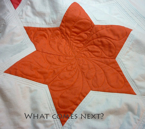 star quilted