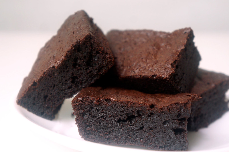 Mascarpone Brownies