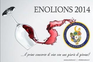 ENOLIONS concorso enologico