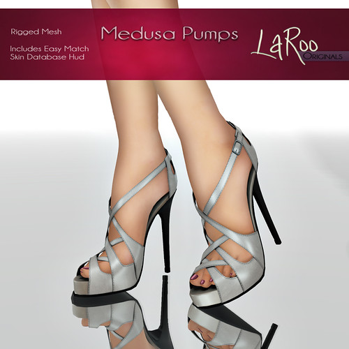 (LaRoo) Medusa Pumps