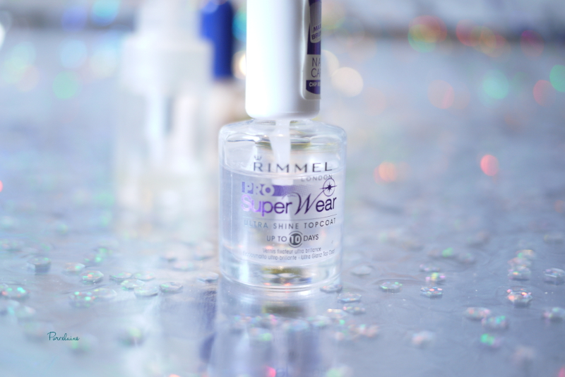 rimmel super wear topcoat