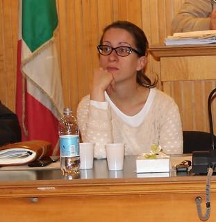 L'assessora alle Politiche Sociali, Angela Redavid