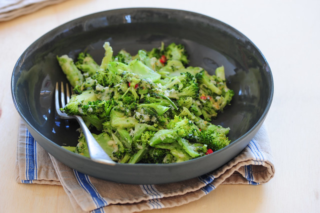 One Pot Dinner Recipe cheesey broccoli-2