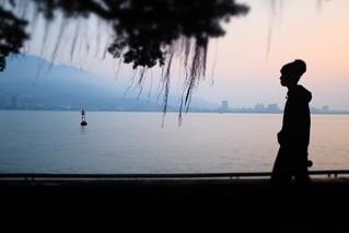 Danshui Riverside at Sunset