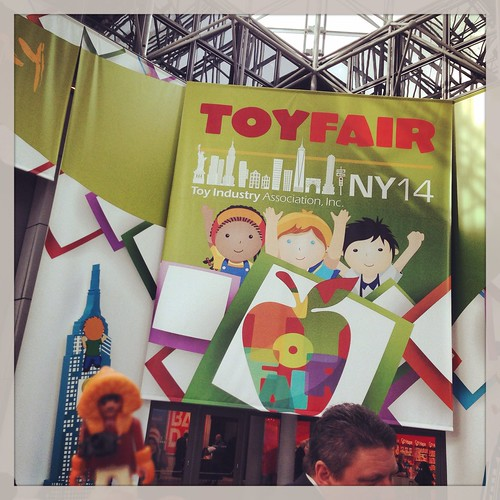 Toy Fair Traveller
