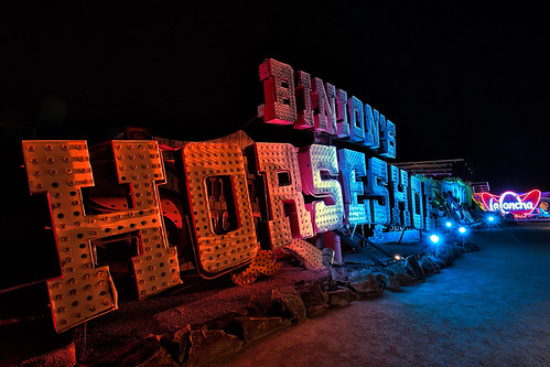 binion's horseshoe. las vegas, nv. 2014.