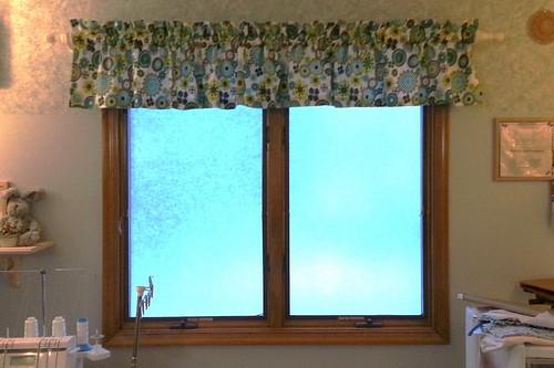 Window Treatment Update