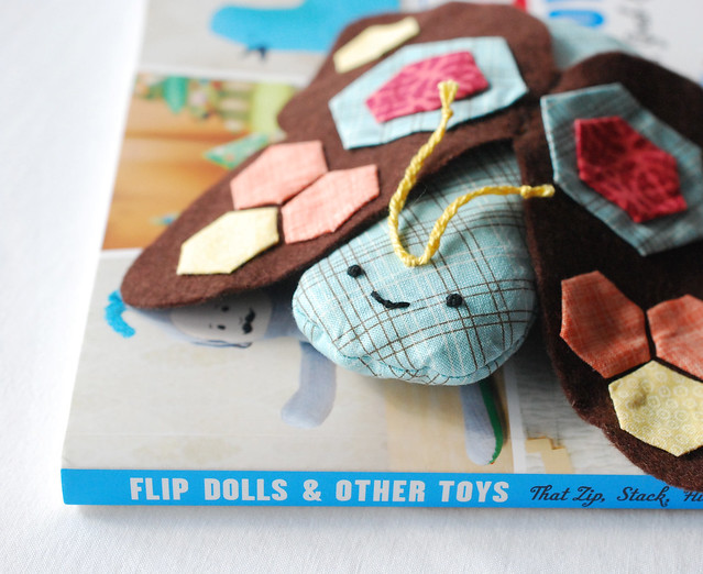 Flip Dolls Pattern Hop