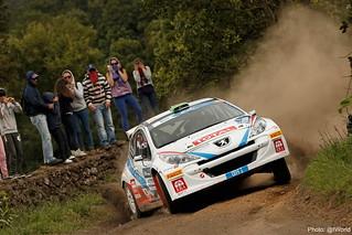FIA EUROPEAN RALLY CHAMPIONSHIP 2014
