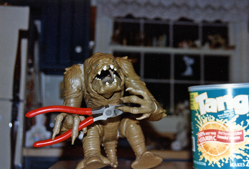 Rancor Caught