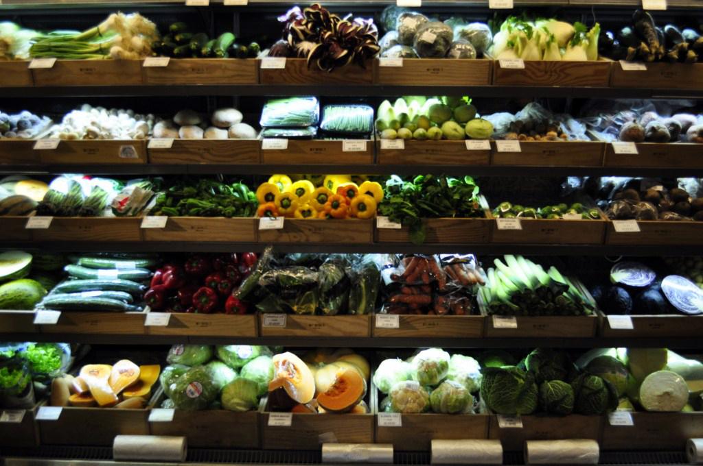 Frutas y Hortalizas del Urban Deli