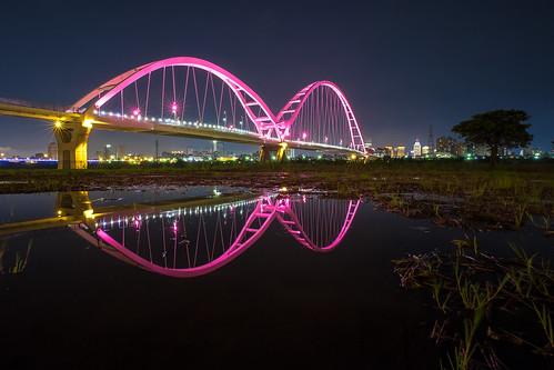 landscape taiwan taipei nightview 台灣 voigtlanderultrawideheliar12mmf56 新莊區 新北市 fujifilmxt1